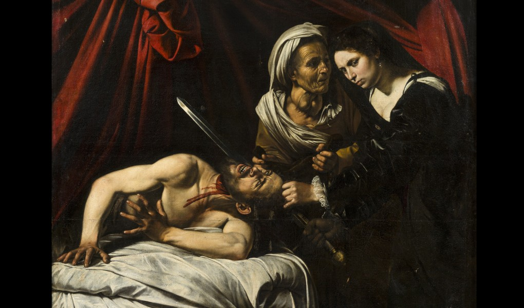 Thumbnail for The Caravaggio case